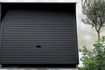Bramy garażowe – unoszone